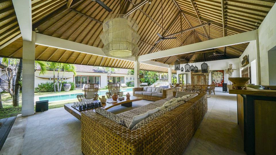Villa Villa Bermimpi, Location à Bali