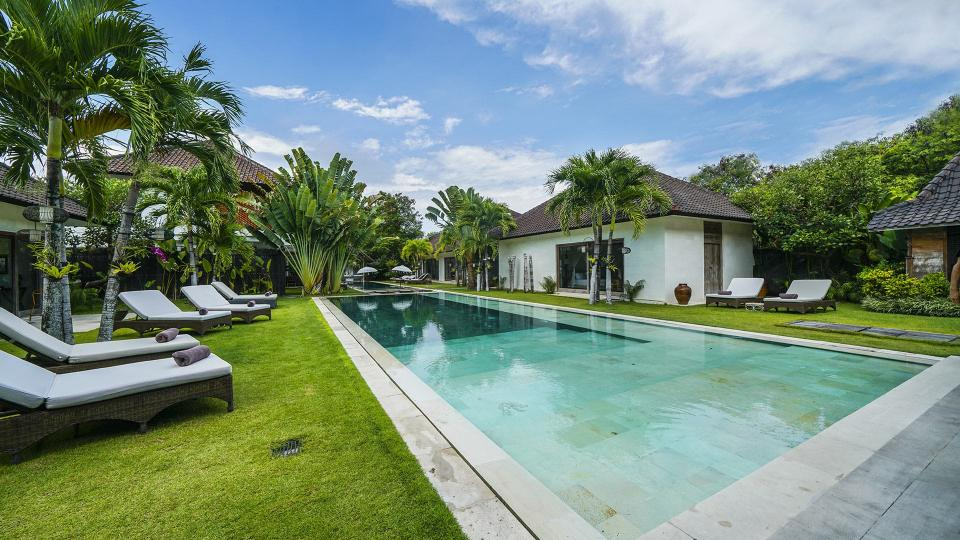 Villa Villa Illia, Location à Bali