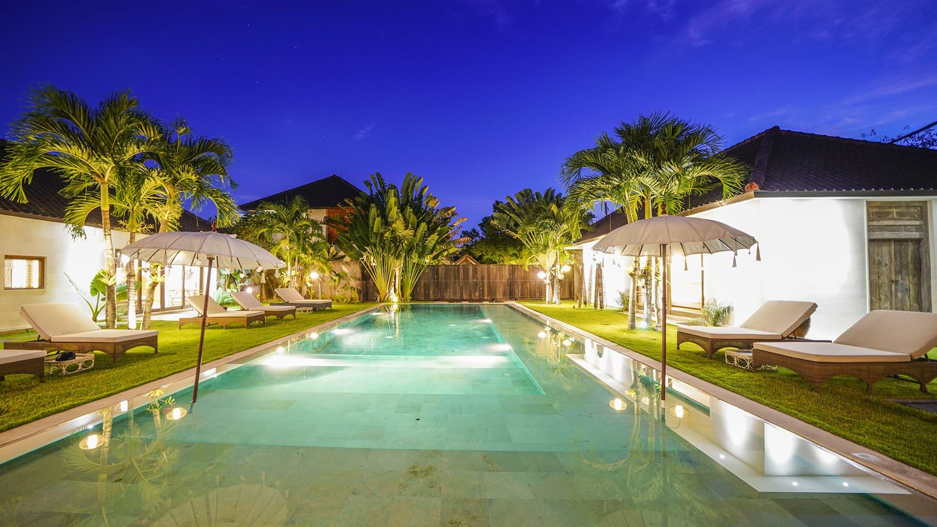 Villa Villa Illia, Location à Bali