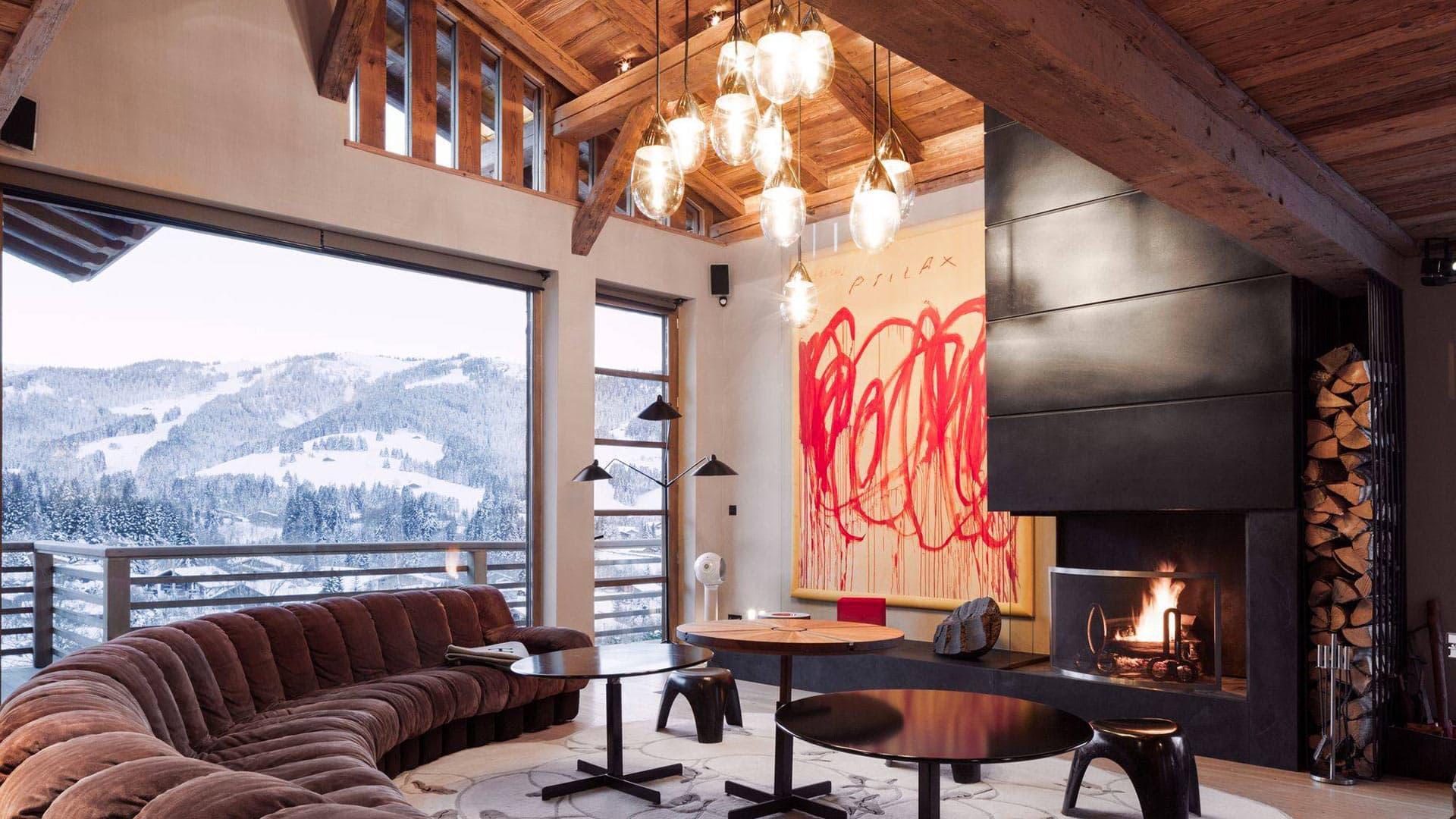 Villa Chalet Cykia, Location à Alpes du Nord
