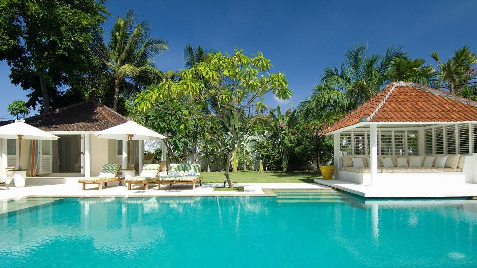 Villa Villa Indah, Location à Bali