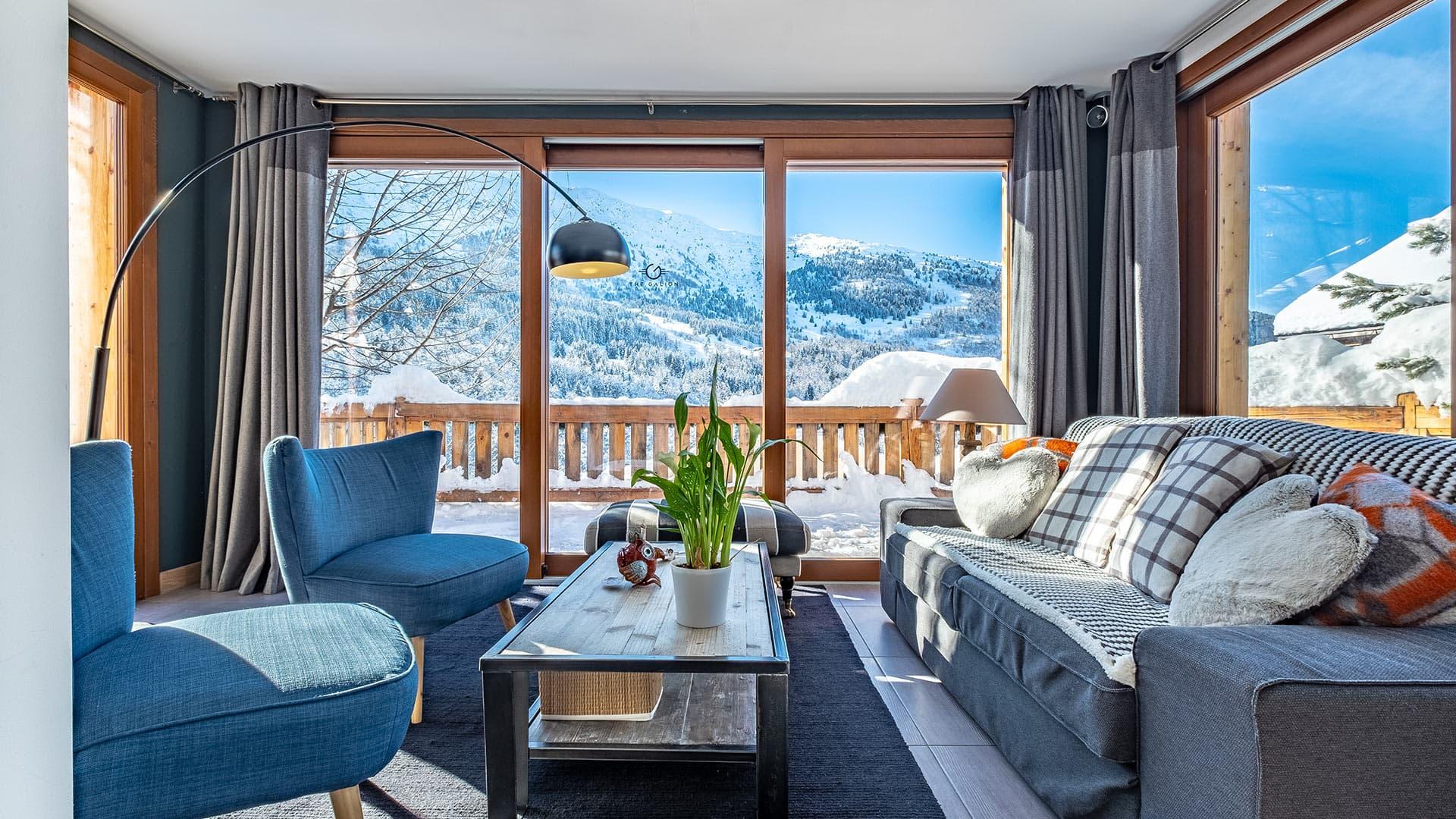 Villa Chalet Zebrita, Location à Alpes du Nord