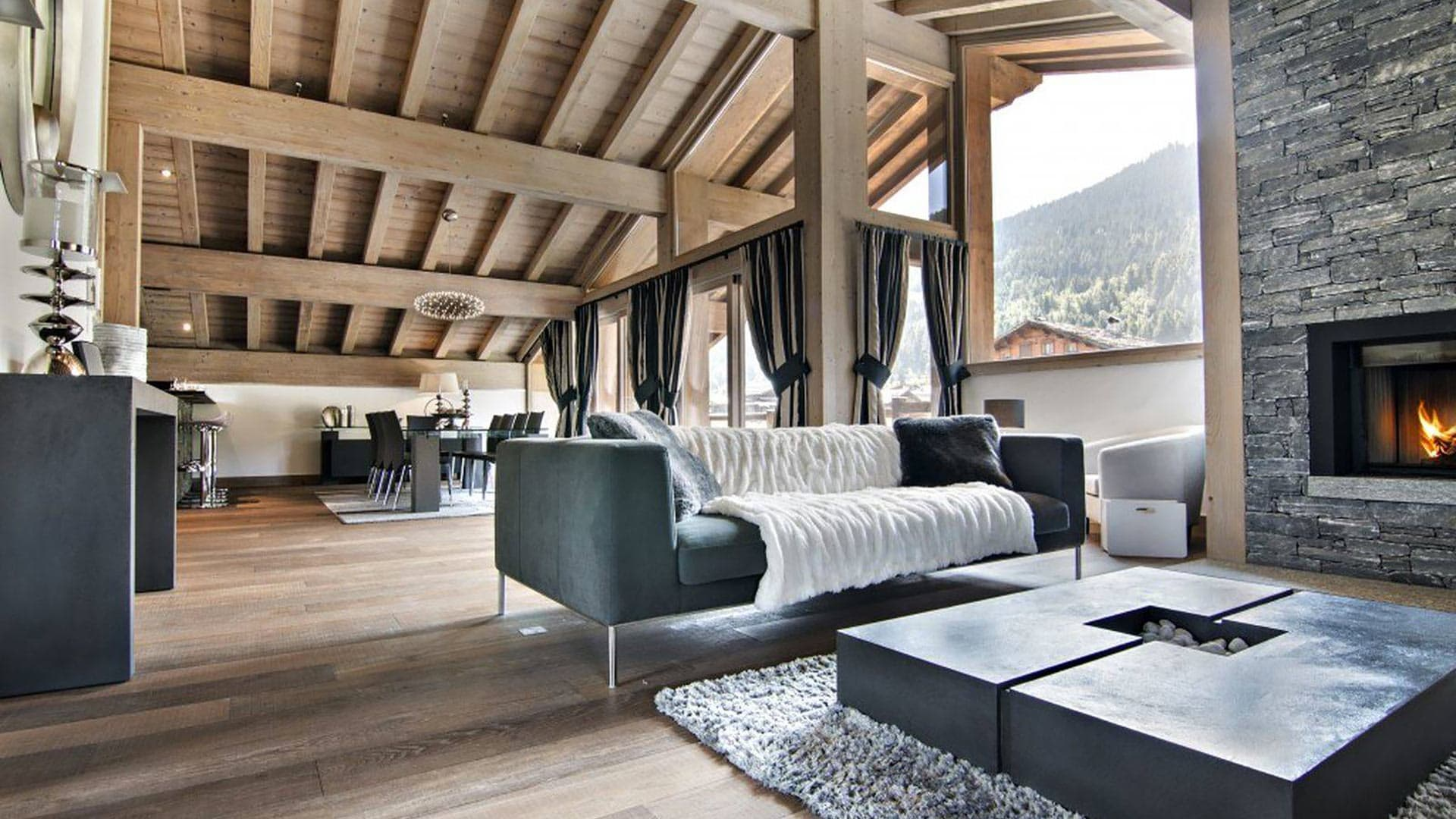 Villa Chalet Tiempo, Rental in Northern Alps