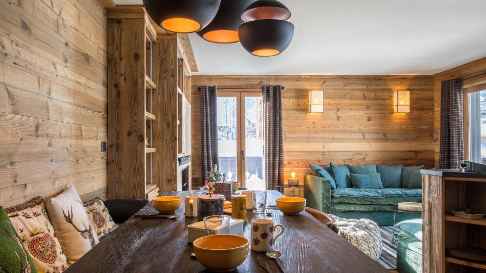 Villa Appartement Rubis, Location à Alpes du Nord