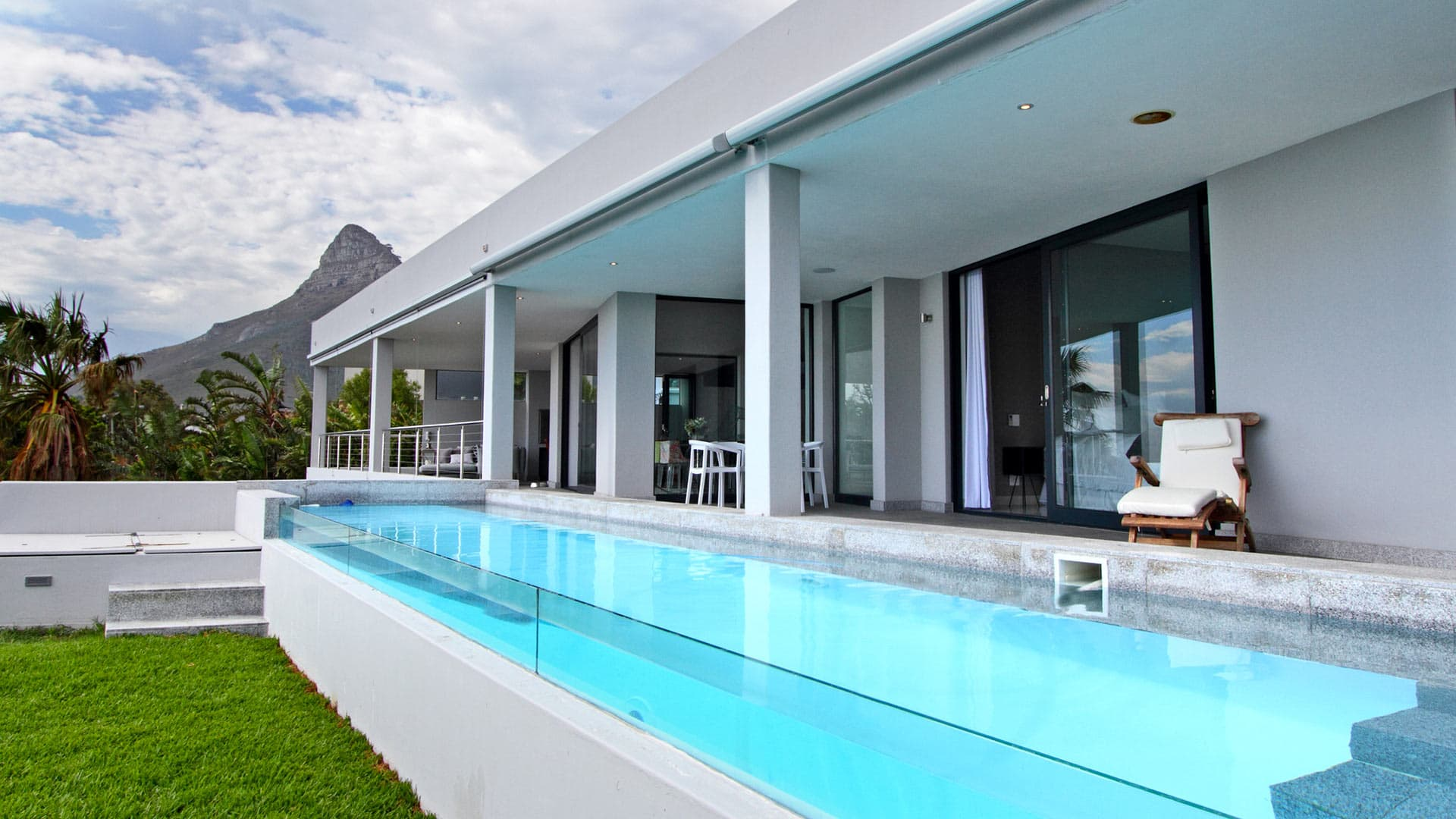 Villa Villa Sentara, Location à Le Cap