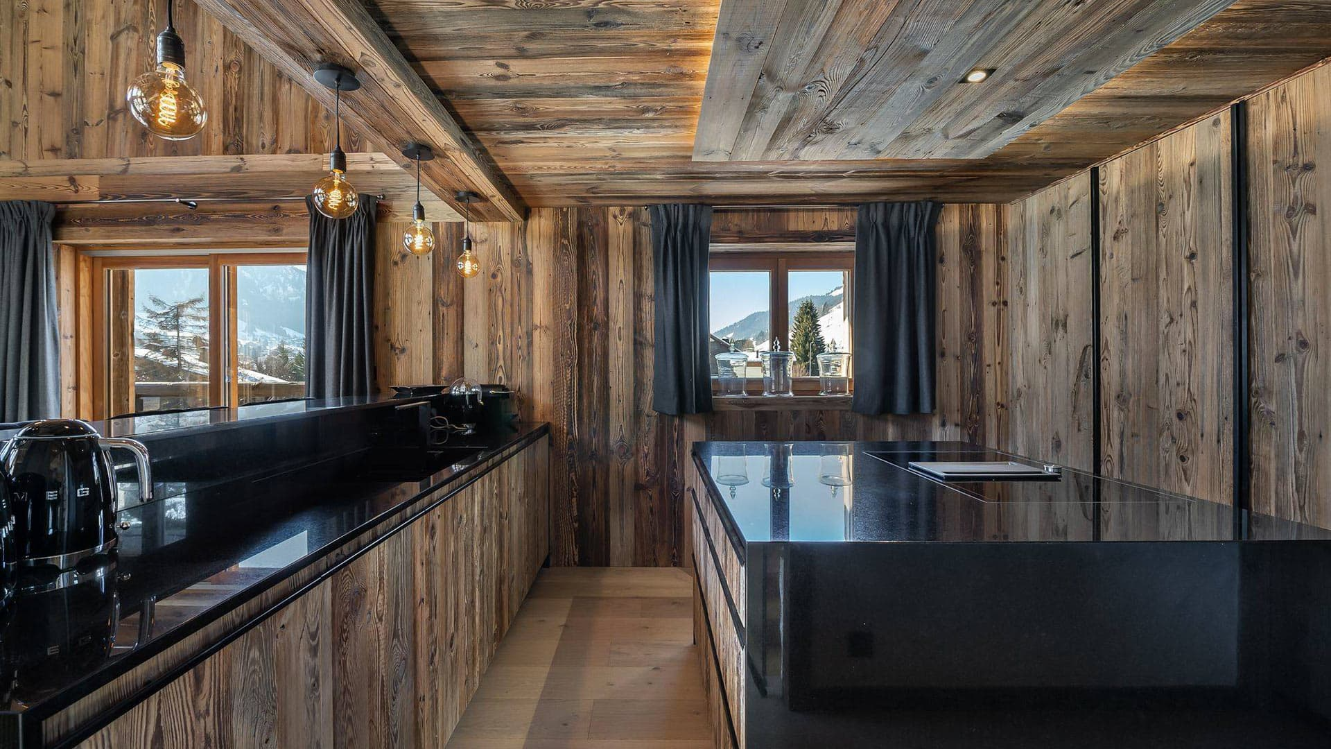 Villa Chalet Lonky, Location à Alpes du Nord