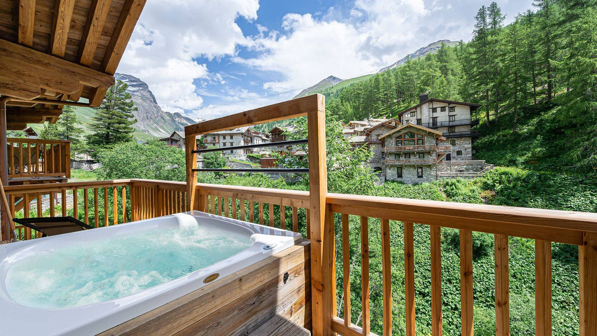 Villa Chalet Aka, Location à Alpes du Nord