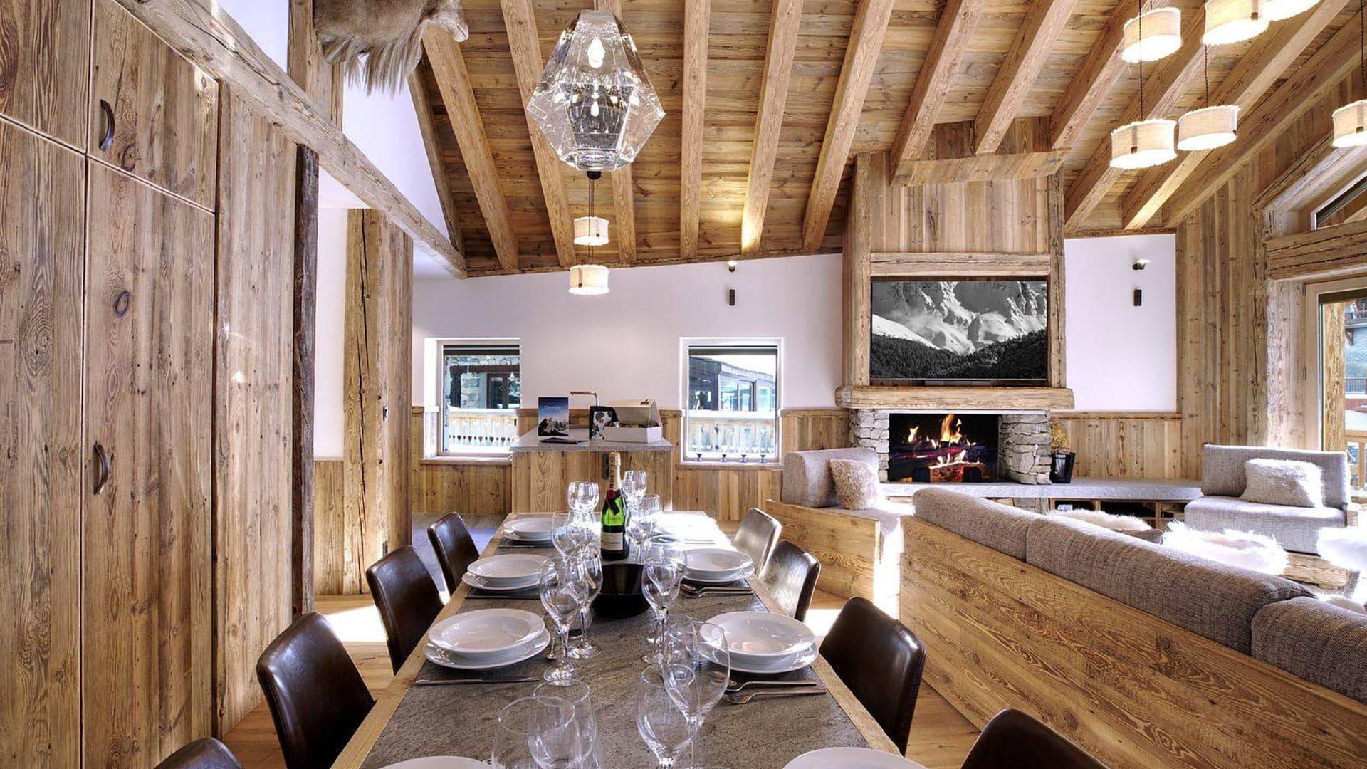 Villa Chalet Olixa, Location à Alpes du Nord