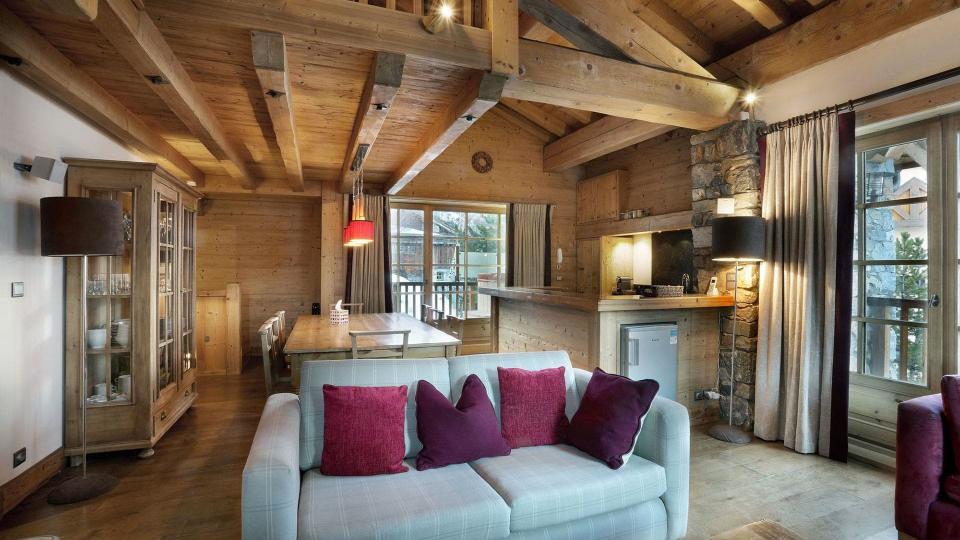 Villa Chalet Clot, Rental in Northern Alps