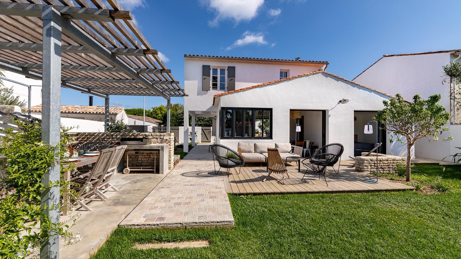 Villa Villa Oscar, Location à Île de Ré
