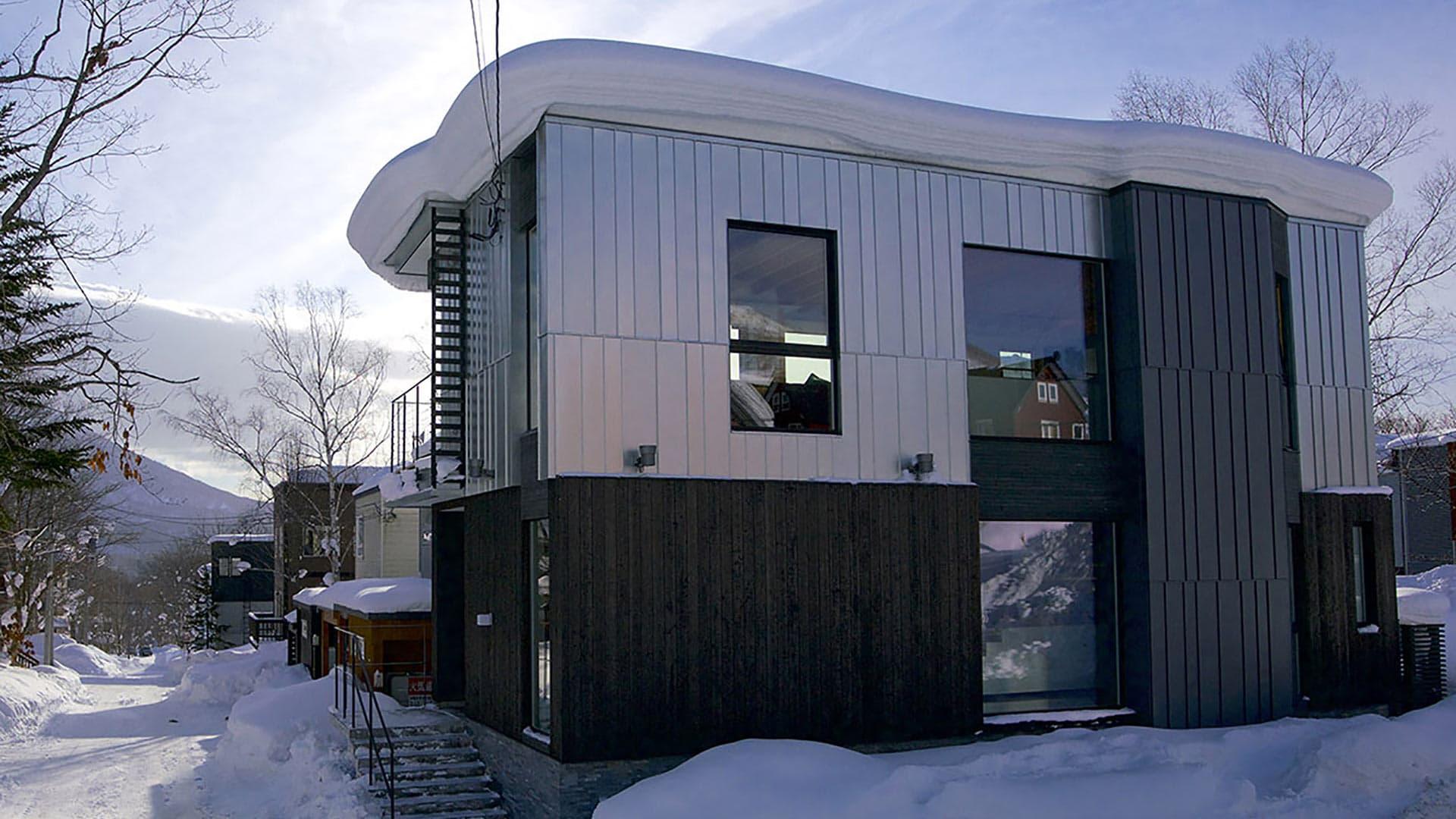 Villa Chalet Hachiko, Rental in Niseko