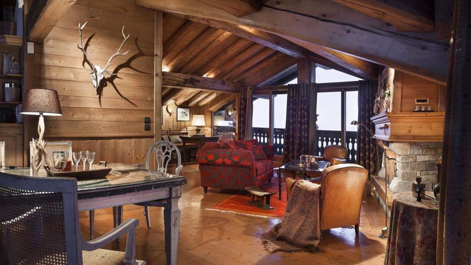 Villa Chalet Pistakio, Location à Alpes du Nord