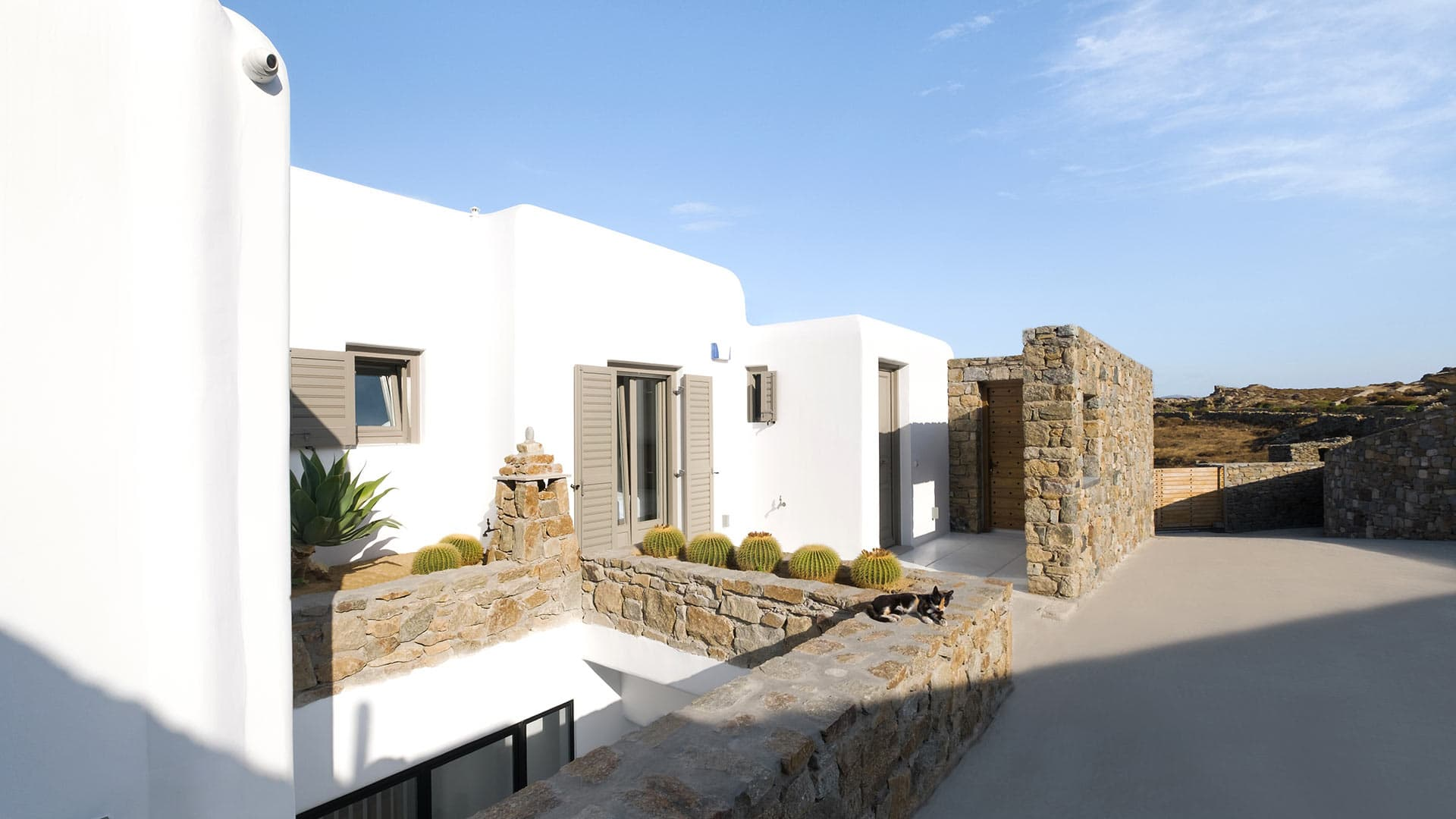 Villa Villa Florette, Location à Cyclades - Mykonos