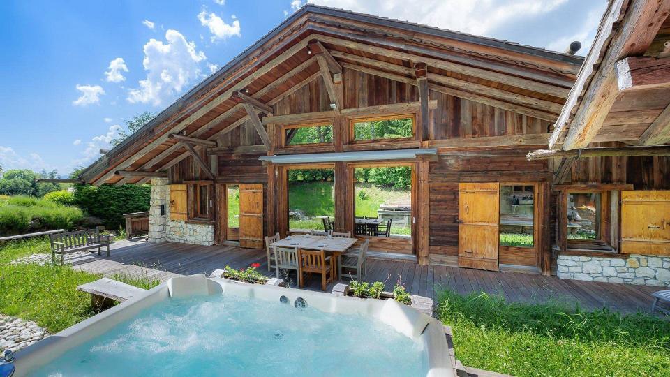 Villa Chalet Bromy, Location à Alpes du Nord