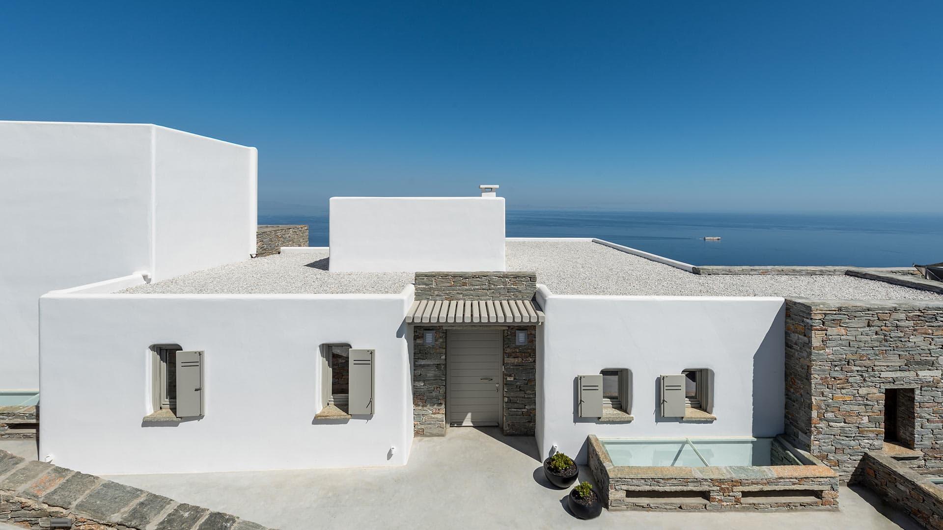 Villa Villa Paralia, Location à Cyclades - Autres îles