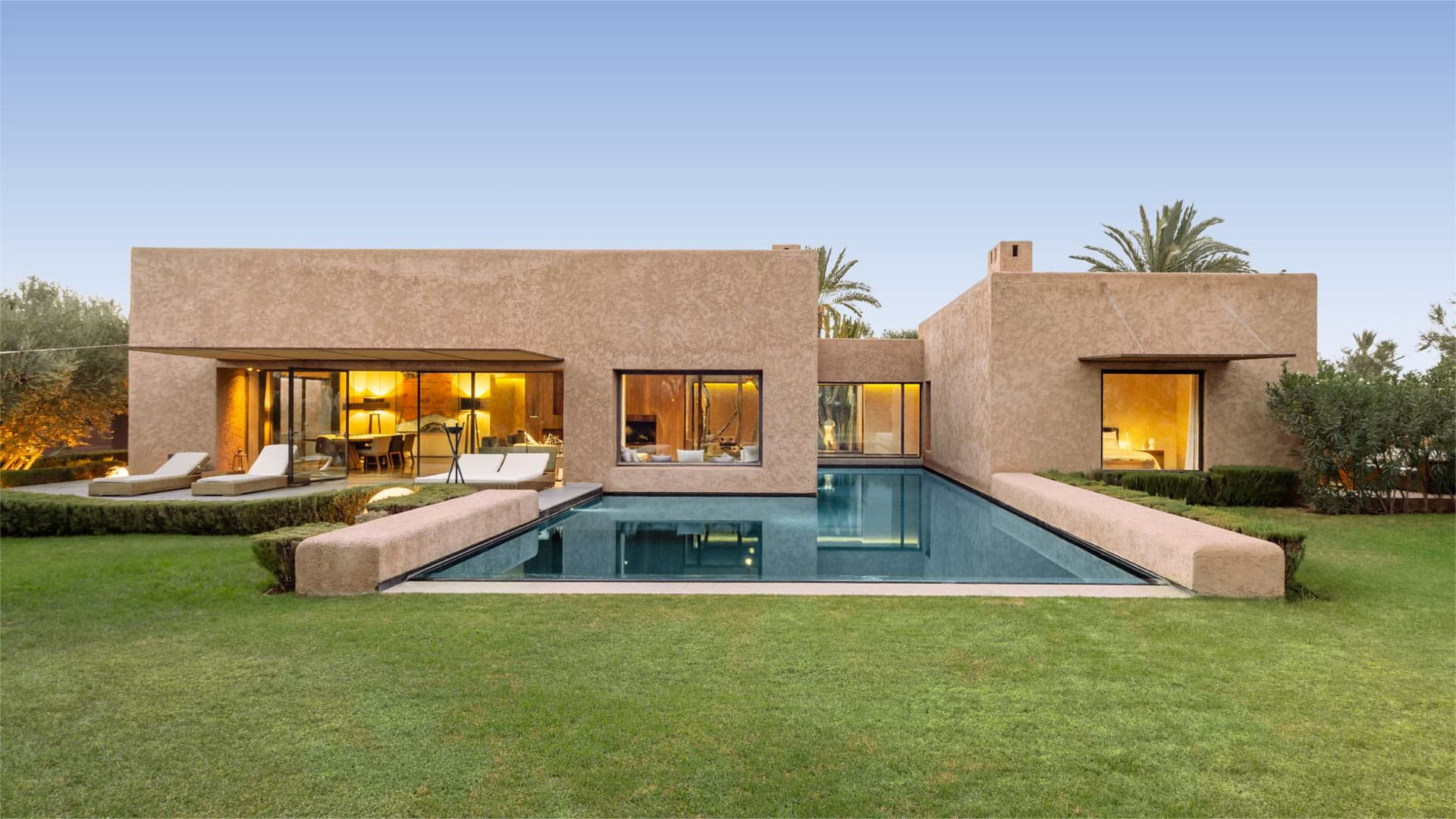 Villa Villa RL, Location à Marrakech