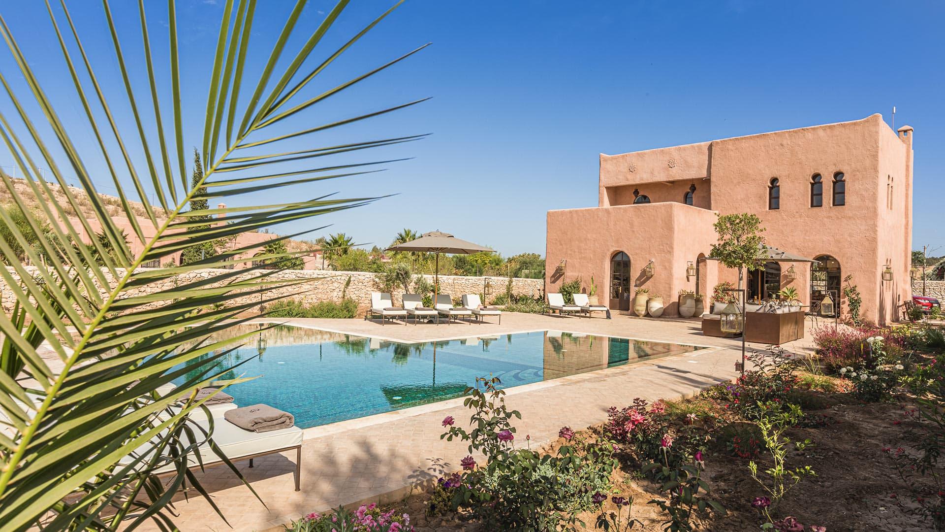 Villa Jardin Jasmin, Rental in Essaouira