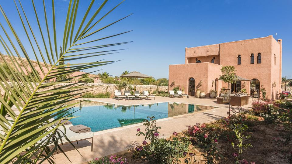Villa Jardin Jasmin, Location à Essaouira