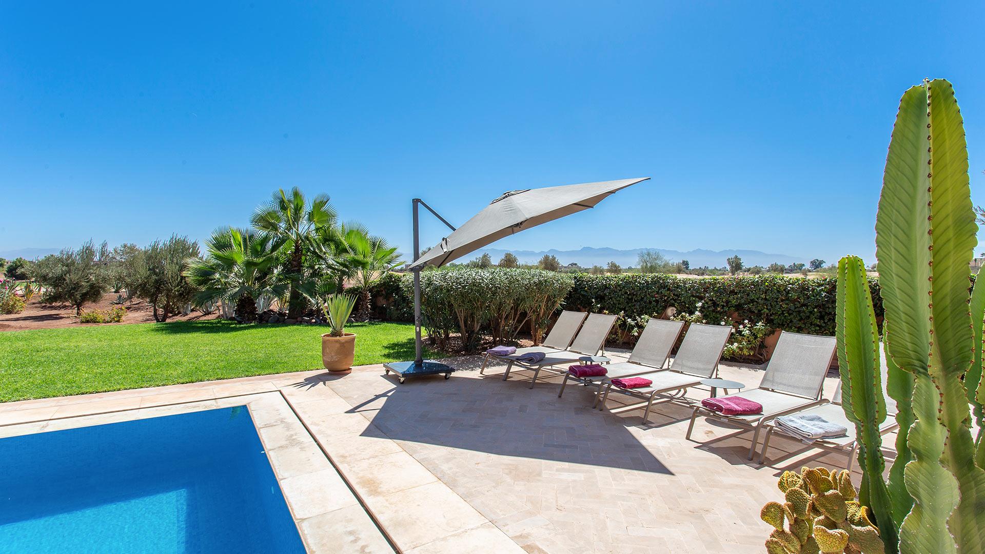 Villa Villa Duly, Rental in Marrakech