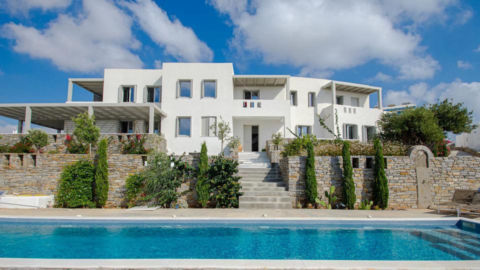 Villa Villa Odysea, Rental in Cyclades - Other islands