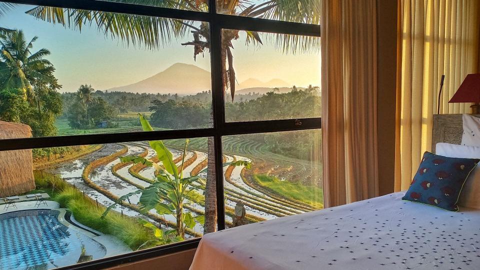 Villa Villa Dharma, Location à Bali