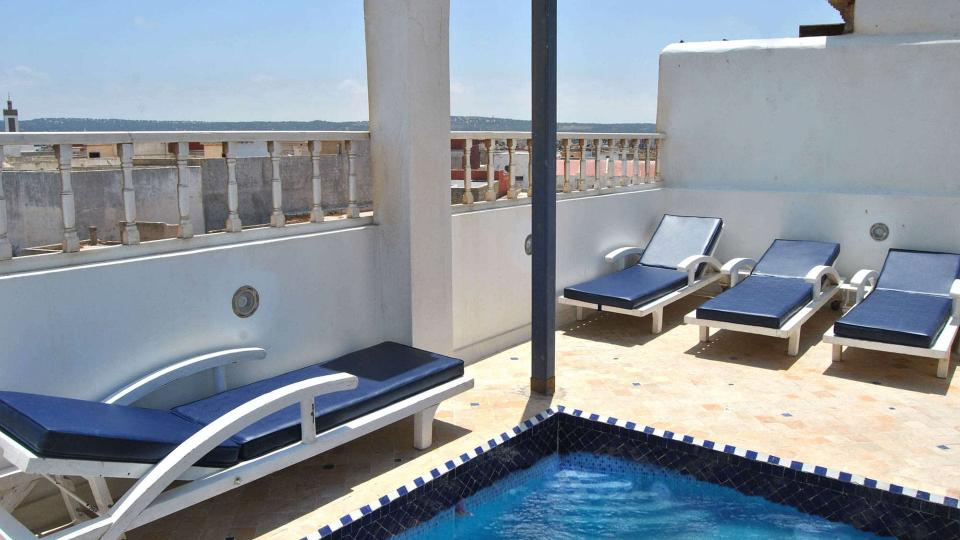 Villa Riad Colini, Rental in Essaouira