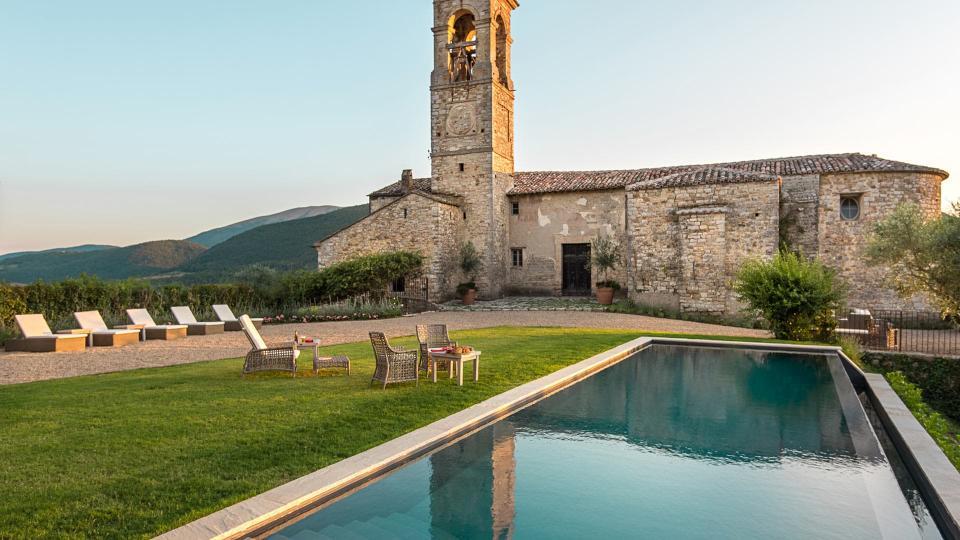 Villa Villa Castilana, Rental in Umbria