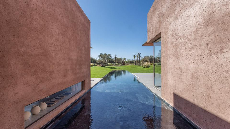 Villa Villa d'O, Rental in Marrakech