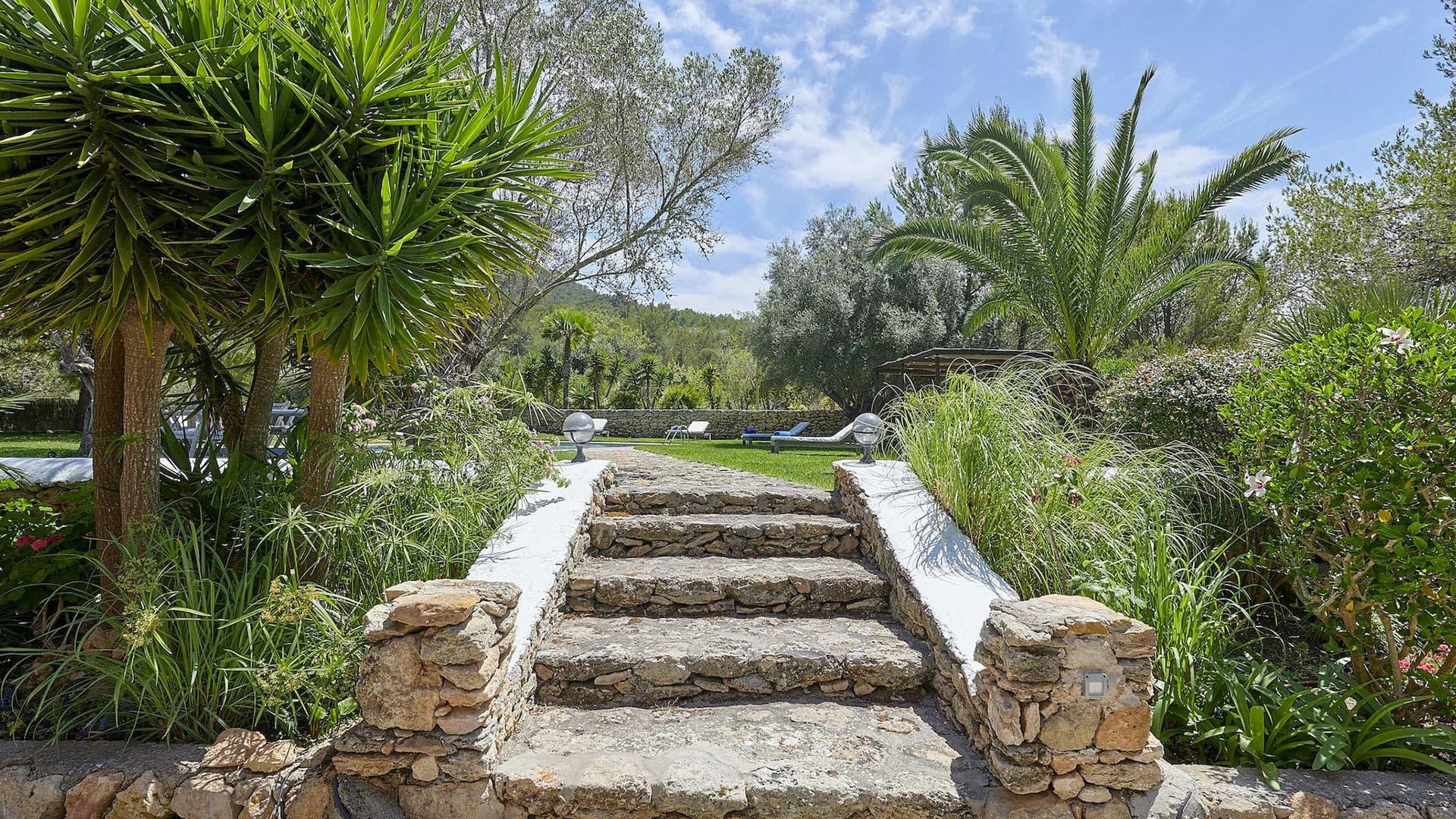 Villa Can Ginger, Rental in Ibiza