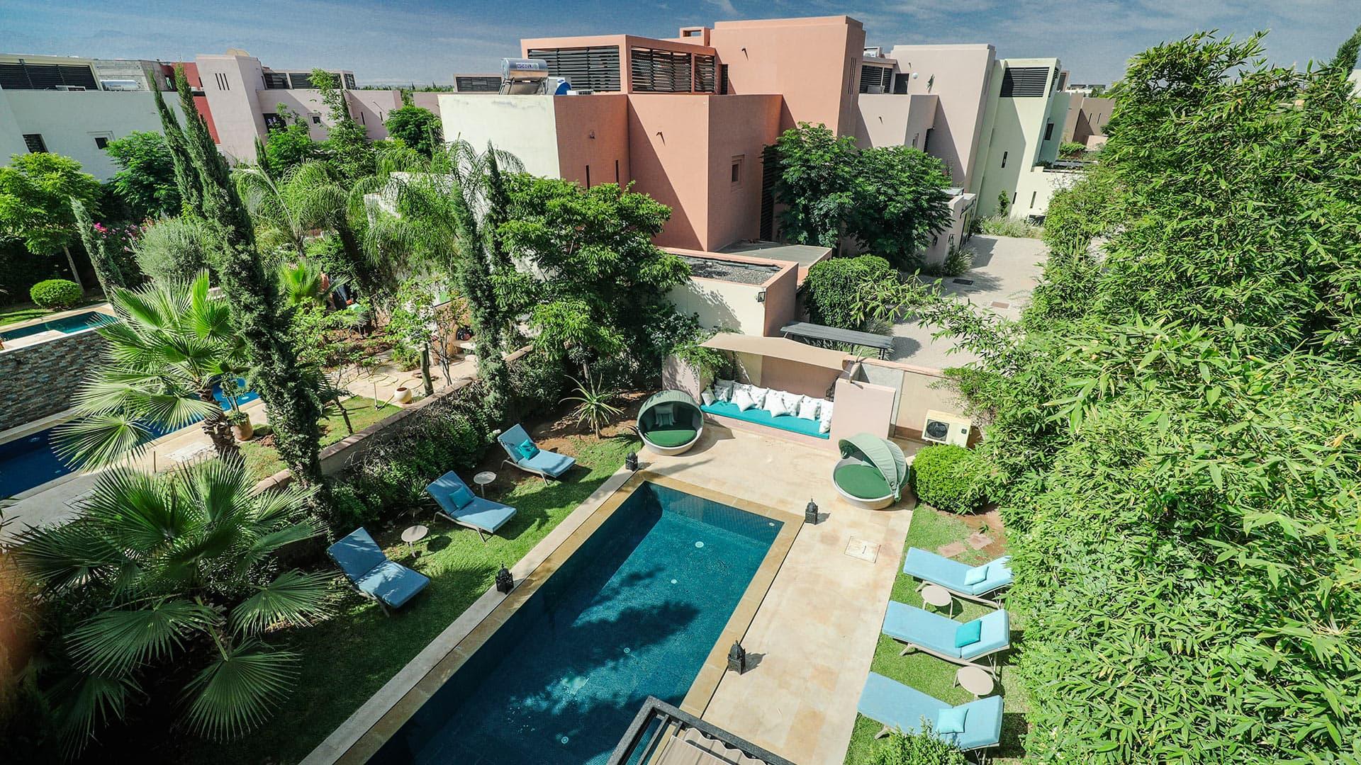 Villa Villa Yata, Location à Marrakech