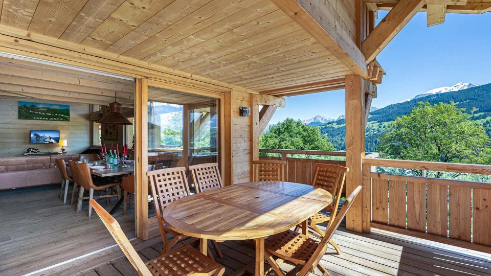 Villa Chalet The View, Location à Alpes du Nord