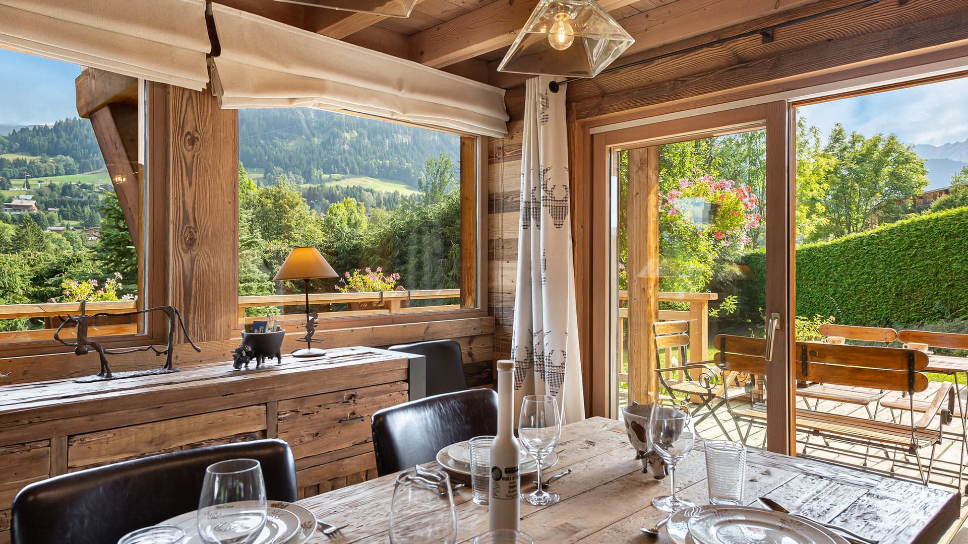 Villa Chalet Reta, Location à Alpes du Nord