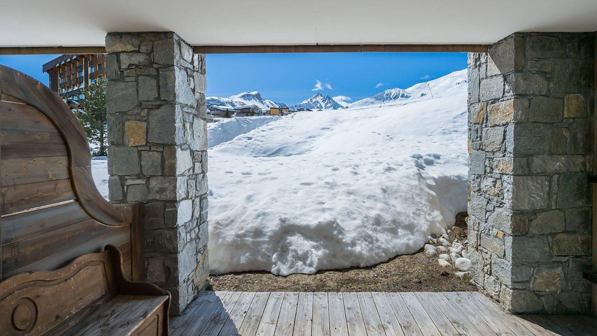 Villa Appartement Ada, Location à Alpes du Nord