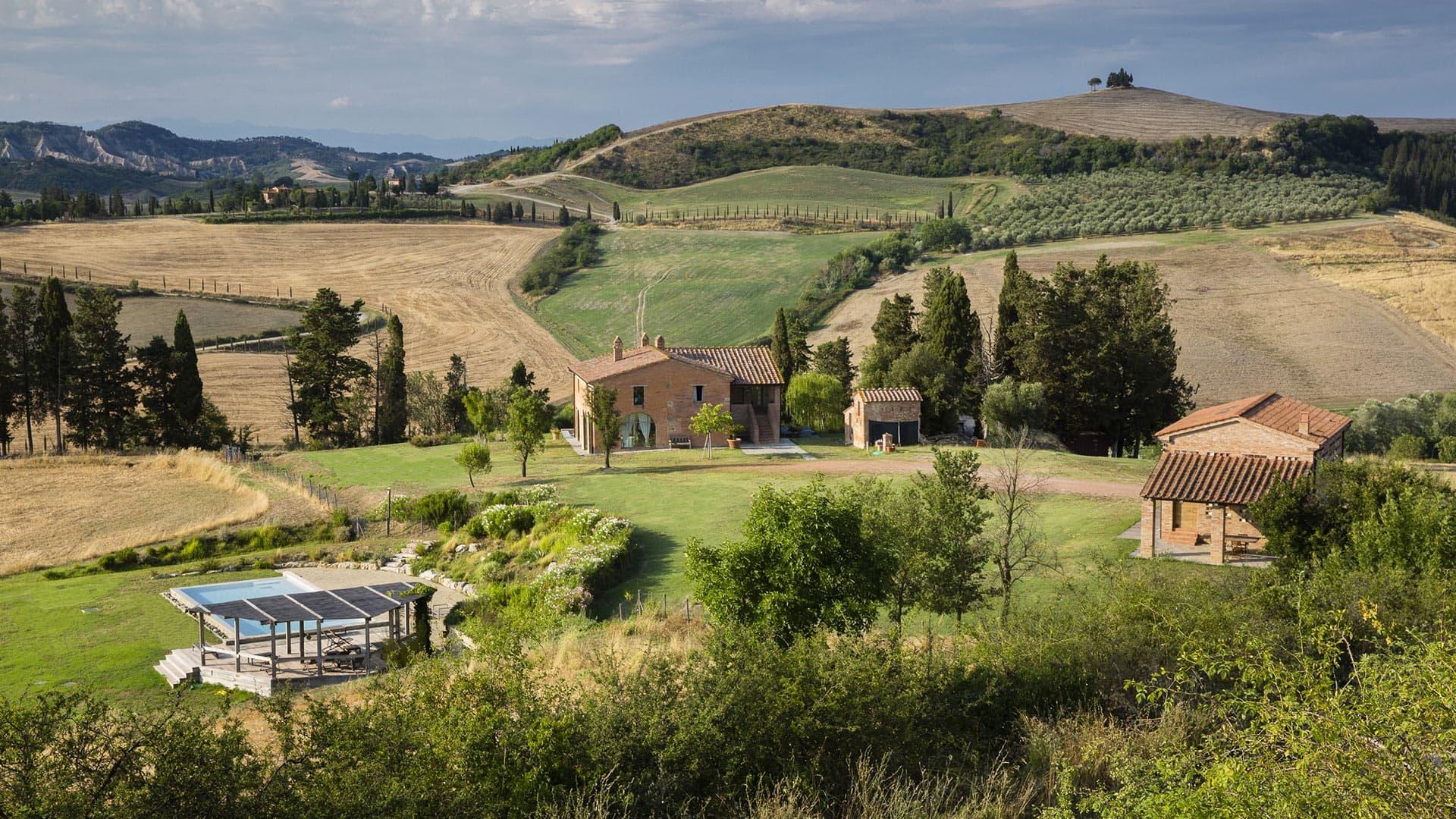 Villa Villa Campiko, Location à Toscane