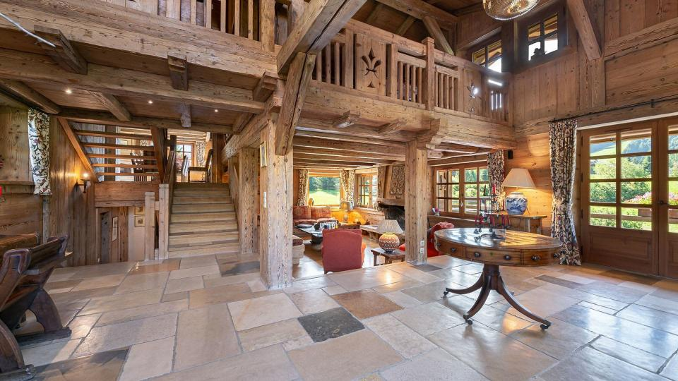 Villa Chalet Tandem, Location à Alpes du Nord