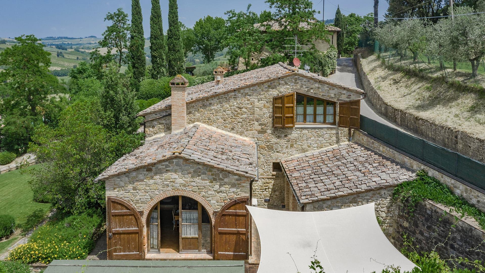 Villa Villa Tamara, Location à Toscane