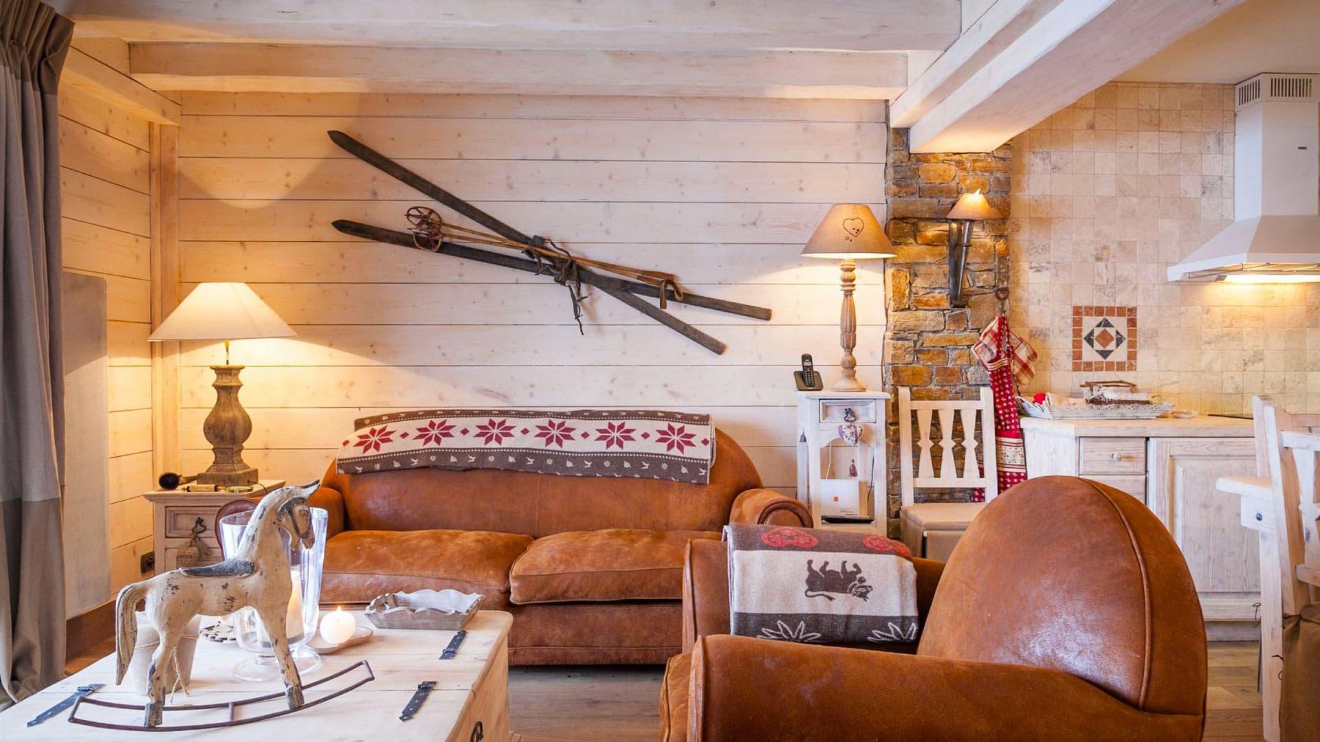 Villa Appartement Cocon, Location à Alpes du Nord