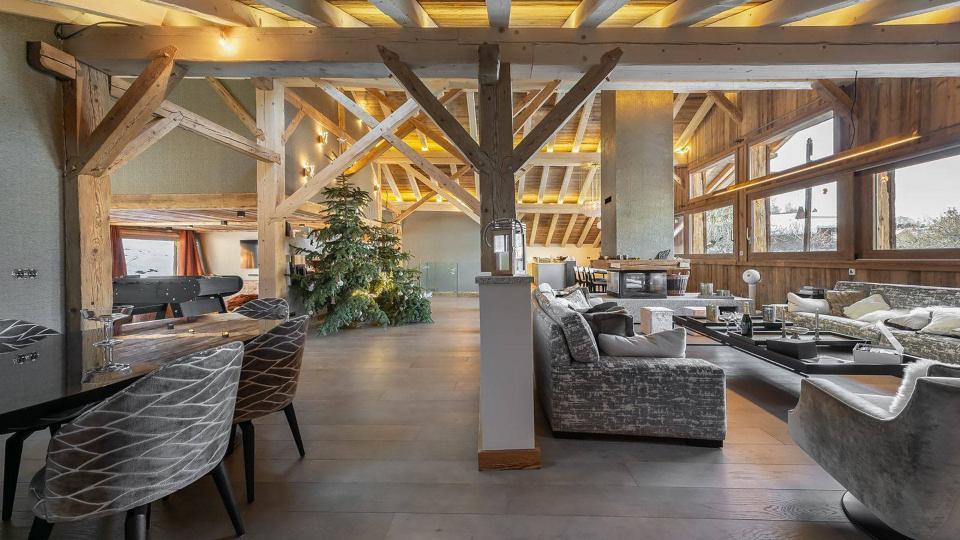Villa Chalet Princess, Location à Alpes du Nord
