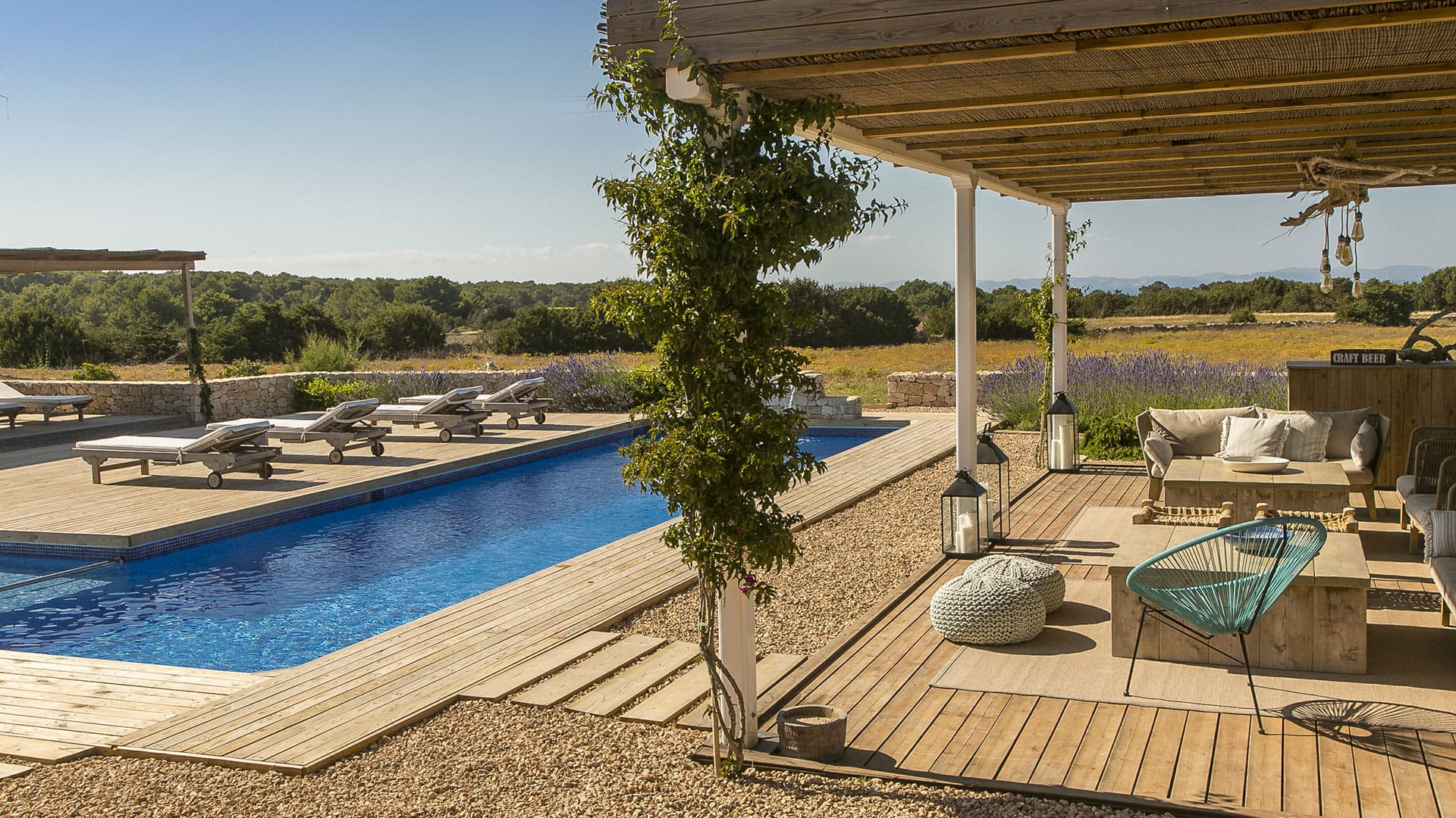 Villa Villa Lefa, Location à Formentera