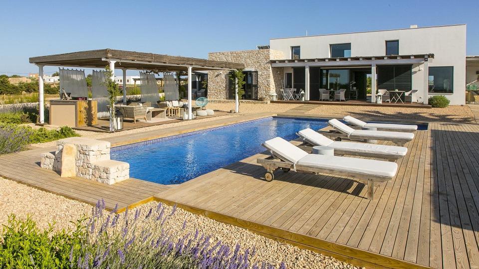 Villa Villa Lefa, Rental in Formentera