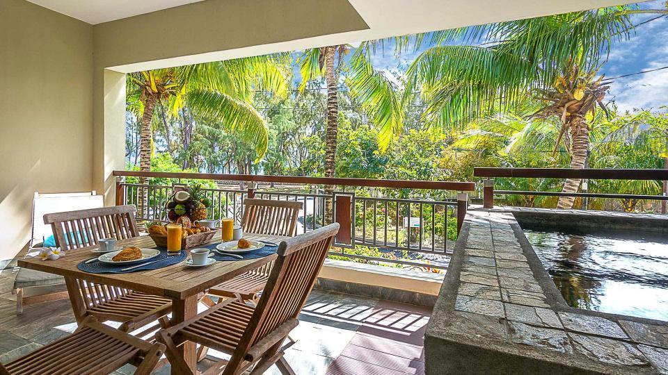 Villa Appartement Palma, Location à Île Maurice Nord