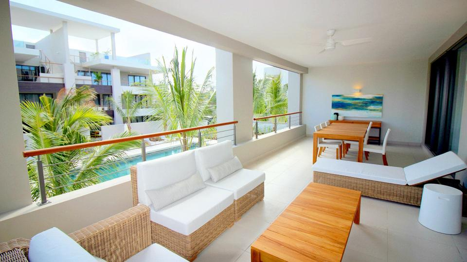Villa Lamare - Element Bay II, Location à Île Maurice Nord