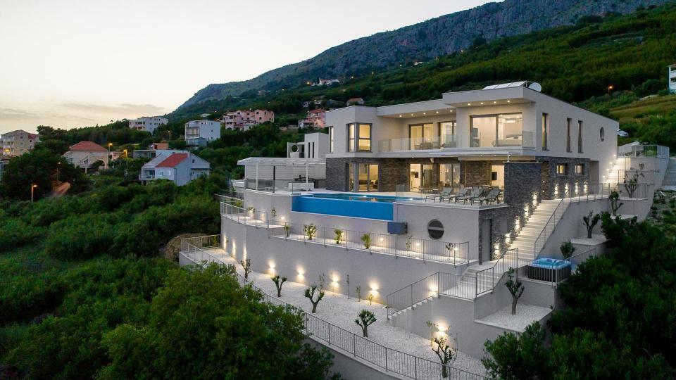 Villa Villa Glamy,