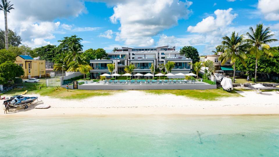 Villa Appartement Blue Color, Location à Île Maurice Nord