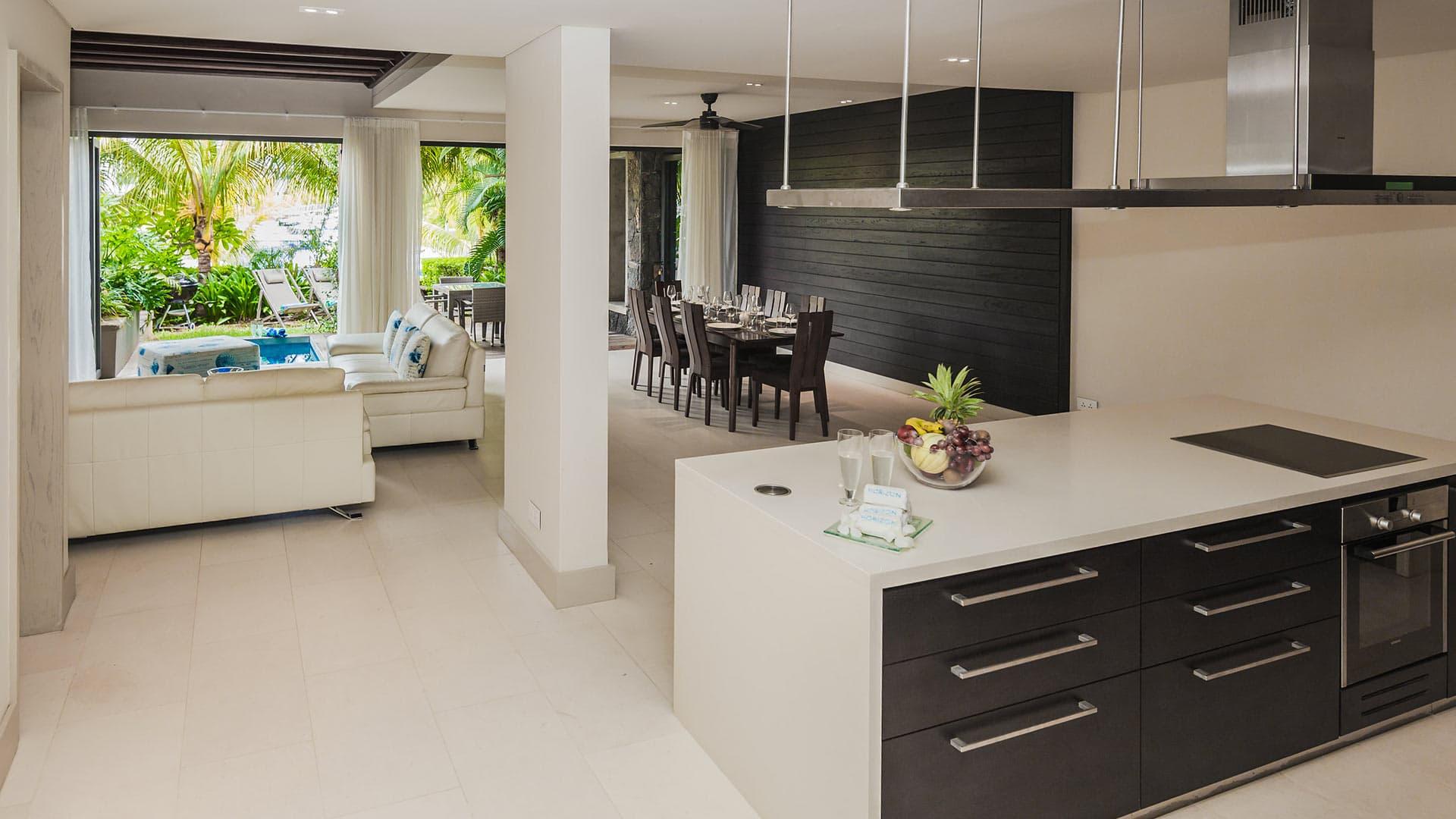 Villa Duplex Silver, Location à Île Maurice Ouest