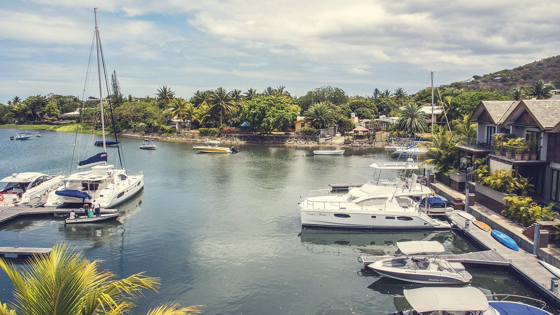 Villa Appartement Britani, Location à Île Maurice Ouest