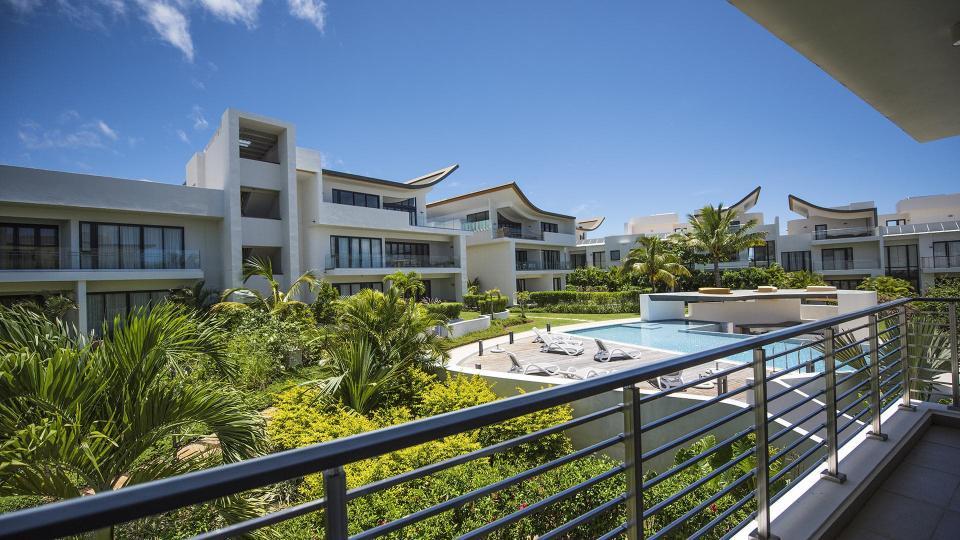 Villa Appartement Le Miro, Rental in Mauritius North