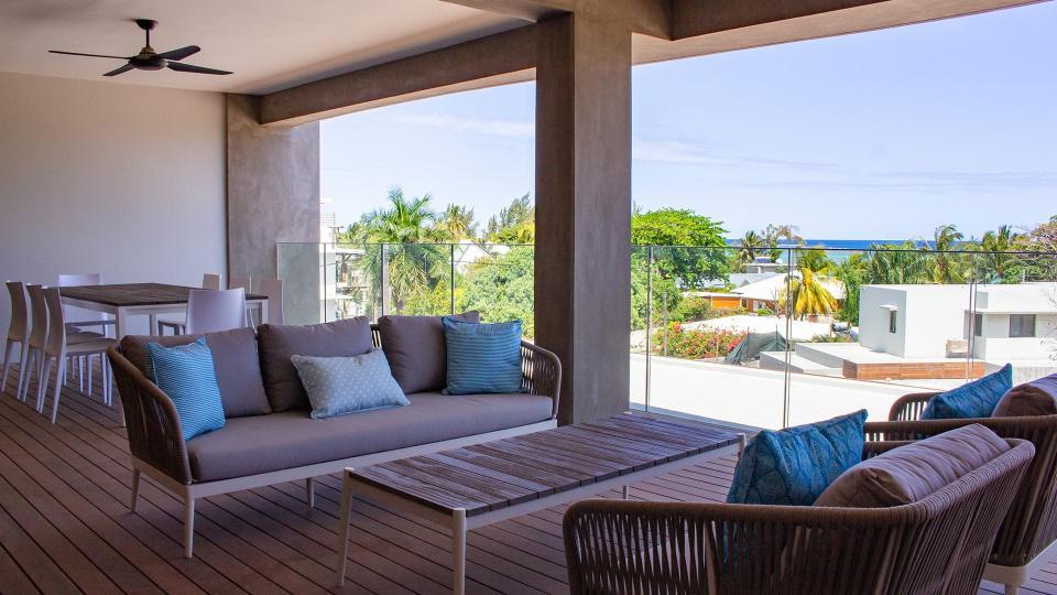 Villa Appartement Cove, Location à Île Maurice Ouest
