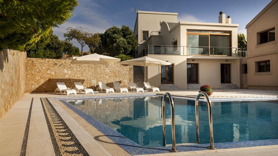 Villa Villa Acerola, Location à Crete