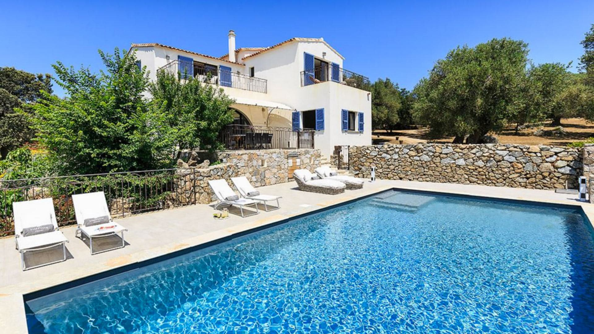 Villa Villa Oliveraie, Rental in Corsica